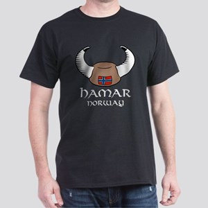 Hamar Norway Dark T-Shirt