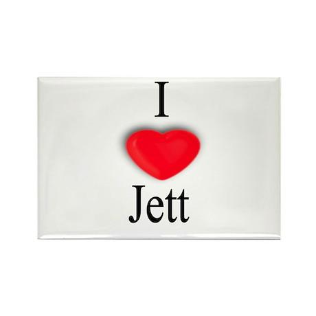 Jett Rectangle Magnet (100 pack)