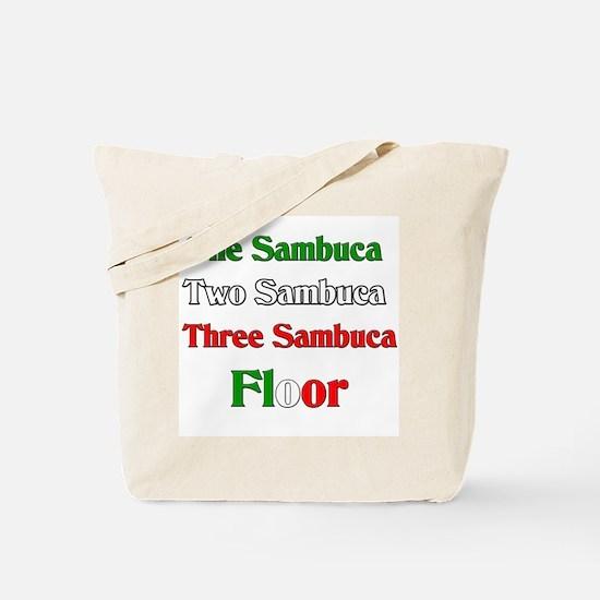 Sambuca Tote Bag