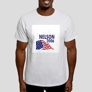 Nelson 06 Ash Grey T-Shirt