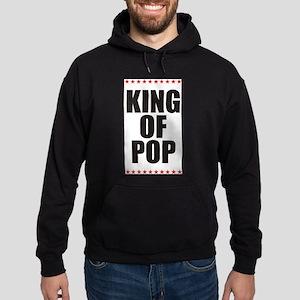 KING OF POP STARS Hoodie (dark)