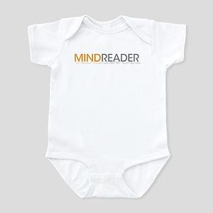 Mindreader Infant Bodysuit