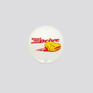 I kissed a girl Mini Button