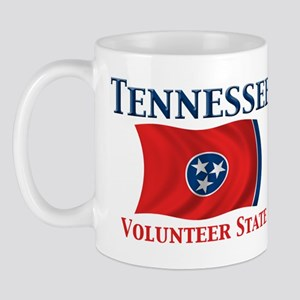 Tennessee Volunteer Mug