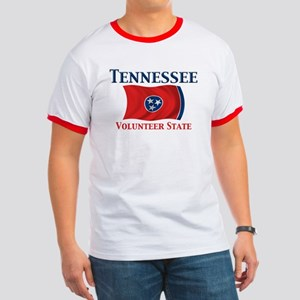 Tennessee Volunteer Ringer T