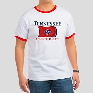 Tennessee Volunteer Ringer T