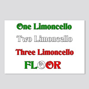 Limoncello Postcards (Package of 8)