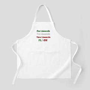 Limoncello BBQ Apron