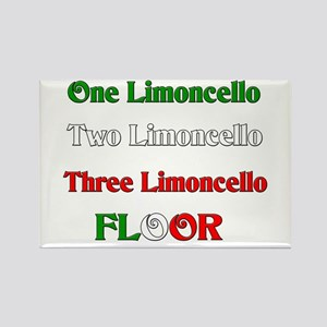 Limoncello Rectangle Magnet