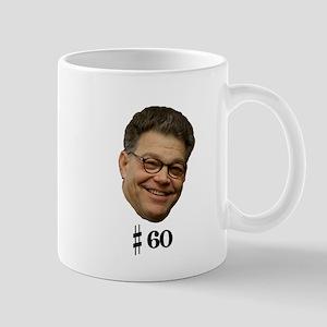 Al Franken #60 Mug