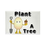 Arbor Day Rectangle Magnet (100 pack)