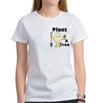 Arbor Day Pocket Image Women's T-Shirt