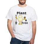 Arbor Day White T-Shirt