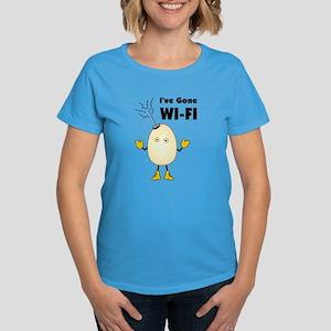 WI-FI Women's Dark T-Shirt