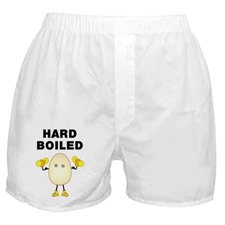 Hard Boiled Boxer Shorts