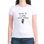 Fanfic Jr. Ringer T-Shirt