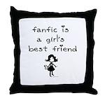 Fanfic Throw Pillow