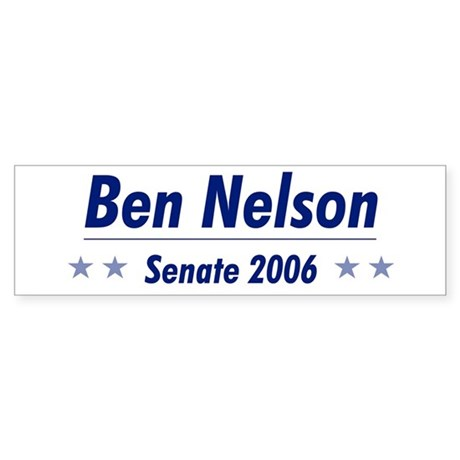 Nelson 06 Bumper Sticker