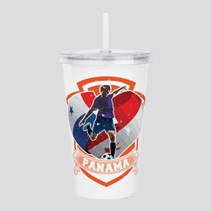 Football Worldcup Pana Acrylic Double-wall Tumbler