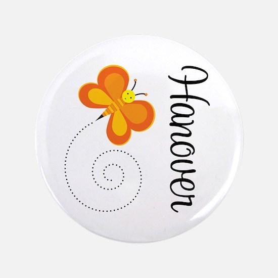 """Hanover Whimsy 3.5"""" Button"""