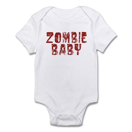 Zombie Baby Infant Bodysuit
