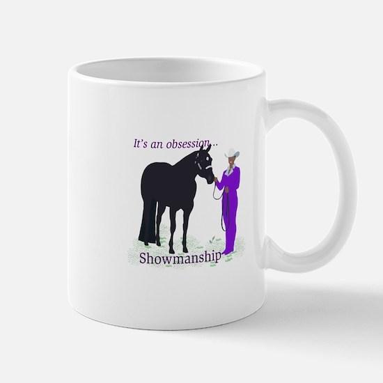 Unique Quarter horse Mug