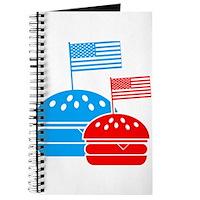 American Flag Burger Journal