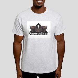 Light DoubleBear Logo T-Shirt