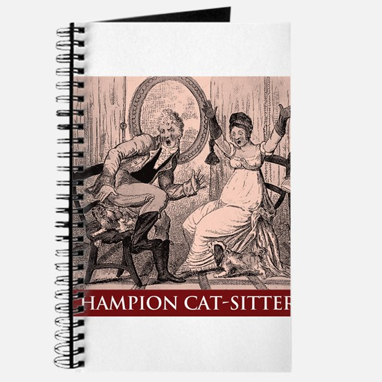 Cat Sitter Journal