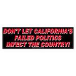 California Must Pay! (Bumper 50 pk)