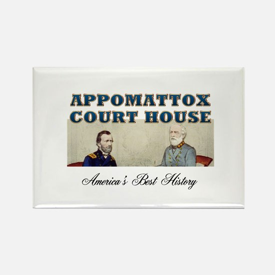 ABH Appomattox Rectangle Magnet
