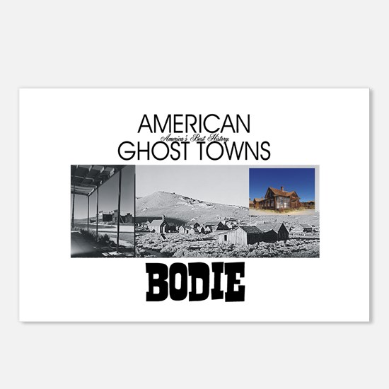 ABH Bodie Postcards (Package of 8)
