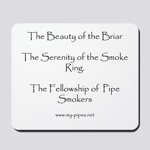The Beauty of the Briar... Mousepad