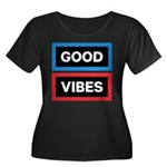 Good Vibes Plus Size T-Shirt