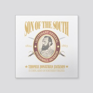 Stonewall Jackson Sticker
