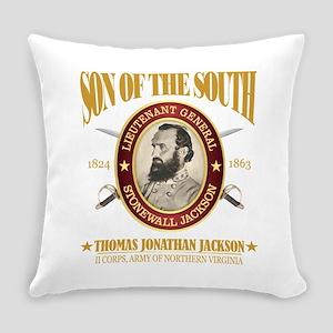 Stonewall Jackson Everyday Pillow
