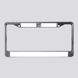Sweety License Plate Frame