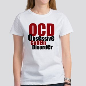 Obsessive Cullen Disorder Women's T-Shirt
