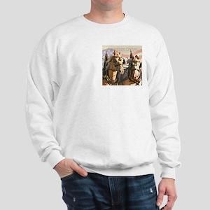 American Cream Team Sweatshirt