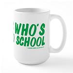 Back to School Large Mug
