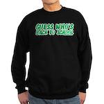 Back to School Sweatshirt (dark)