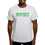 Back to School Light T-Shirt