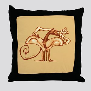 Kattrina (throw pillow)
