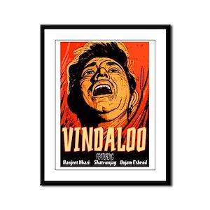 Vindaloo Framed Panel Print