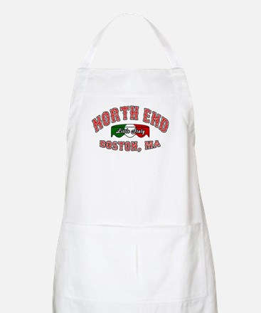 Boston North End BBQ Apron