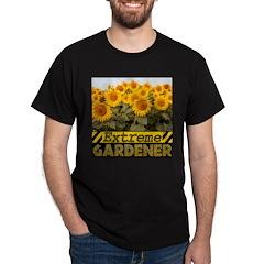 Extreme Gardener Black T-Shirt