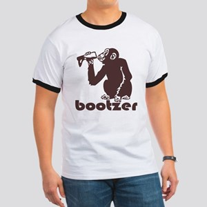 bootzer-brown-100 T-Shirt