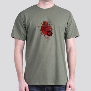 Heart Dark T-Shirt