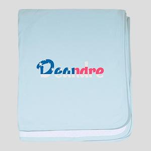 Deandre baby blanket