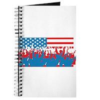 4th July Flag Celebrations Journal